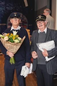 Dag Legnesjö och Tomas Johansson, Munkedals Jernväg
