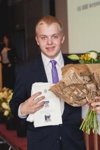 Markus Rödin, Uddevalla gymnasieskola