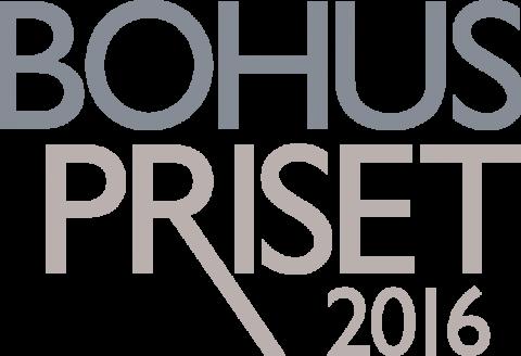 Bohuspriset 2016