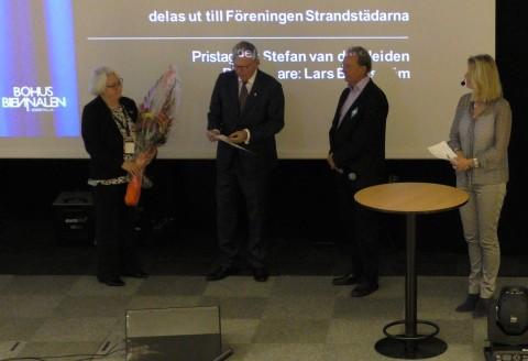 Bohusbiennalen och Bohuspriset 20 oktober