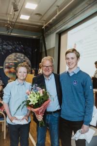 Åke Johansson och juniorer, Skaftö GK