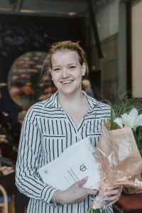 Ellen Almqvist, Strömstad gymnasium