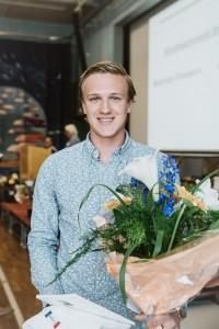 Oliver Dahlqvist, Gullmarsgymnasiet