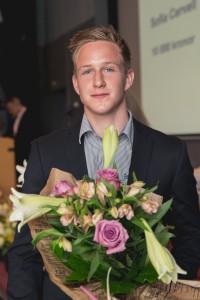 Alexander Larsson, Nösnäsgymnasiet