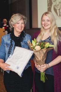 Annika Bohlin och Louise Eriksson, Lysekils Ryttarförening