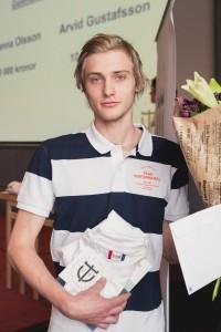 Sebastian Spetz, Strömstad gymnasium