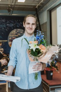 Anton Ahl, Nösnäsgymnasiet