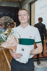Jacob Thörnäs, Uddevalla gymnasieskola